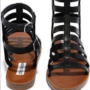 Beeast by Steve Madden gladiator sandals